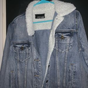 article of society jean jacket